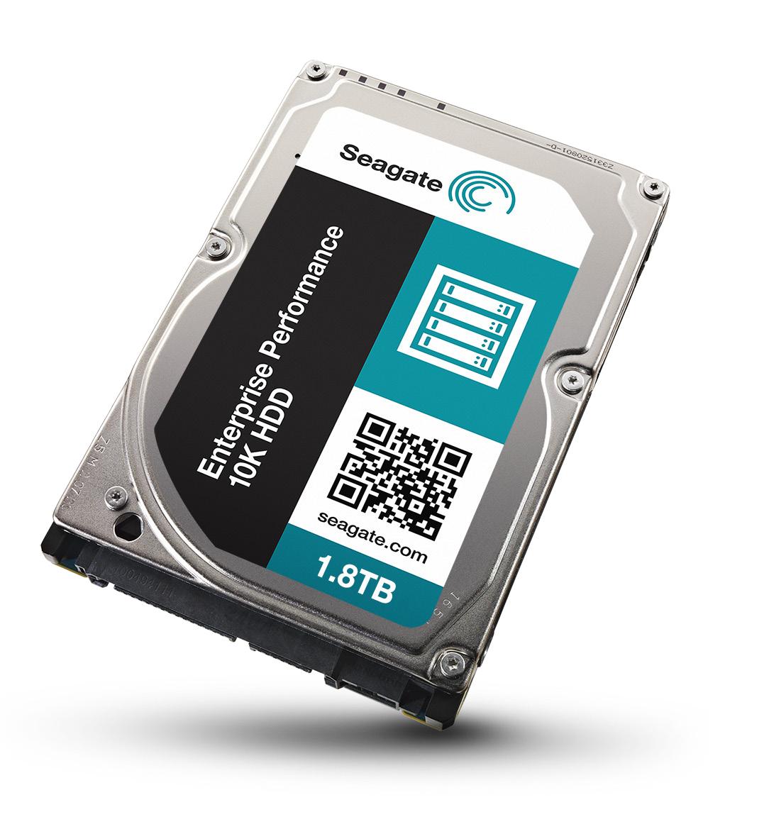 Seagate Enterprise Performance 10K HDD - 2.5 Zoll - 1800 GB - 10000 RPM