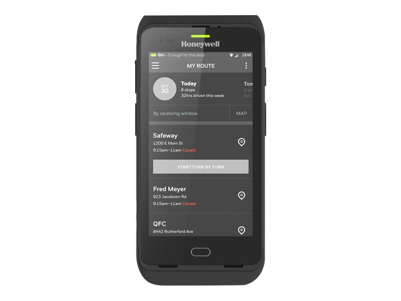 HONEYWELL Dolphin CT40 - Datenerfassungsterminal - Android 7.1.1 (Nougat)