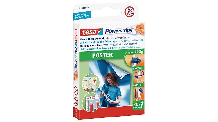 Tesa 58003-00079-04 - Montageband - Weiß - Indoor - 0,2 kg
