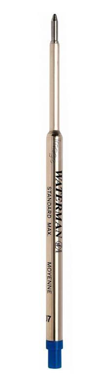 WATERMAN Kugelschreibermine Standard Maxima M Blau 1 Blister