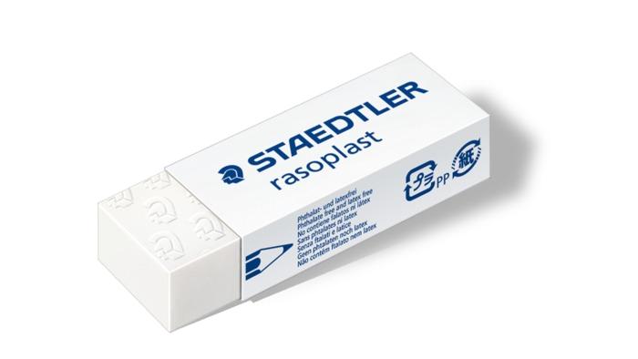 STAEDTLER Rasoplast - Weiß - 23 mm - 13 mm - 65 mm - 20 Stück(e)