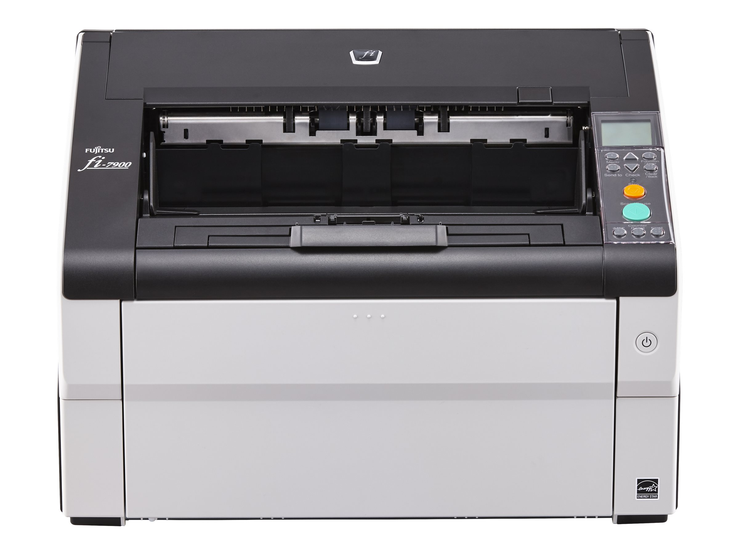 Fujitsu fi-7900 - Dokumentenscanner - Duplex - 304.8 x 431.8 mm - 600 dpi x 600 dpi - bis zu 140 Seiten/Min. (einfarbig)