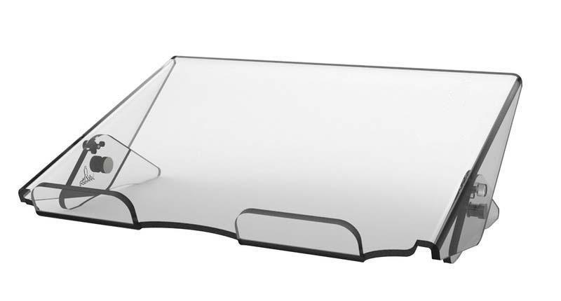 Vorschau: Spire CG-OX-614217 - Notebook-Ständer - Transparent - 39,1 cm (15.4 Zoll) - 0 - 40 °C - 300 mm - 235 mm