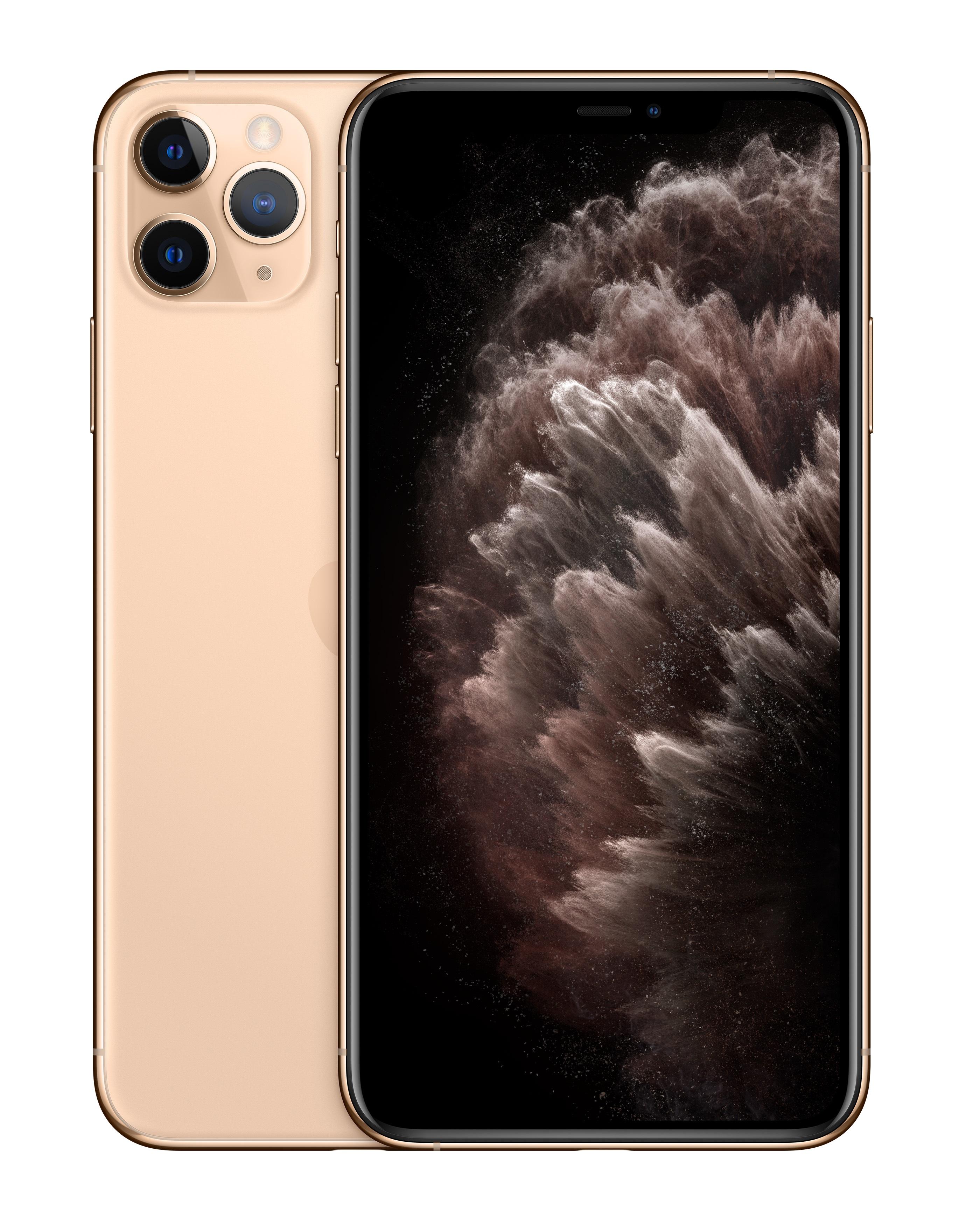 Plexcom - Hardware for You - Apple iPhone 11 Pro Max - Smartphone -  Dual-SIM - 4G Gigabit Class LTE - 512 GB - GSM - 6.5