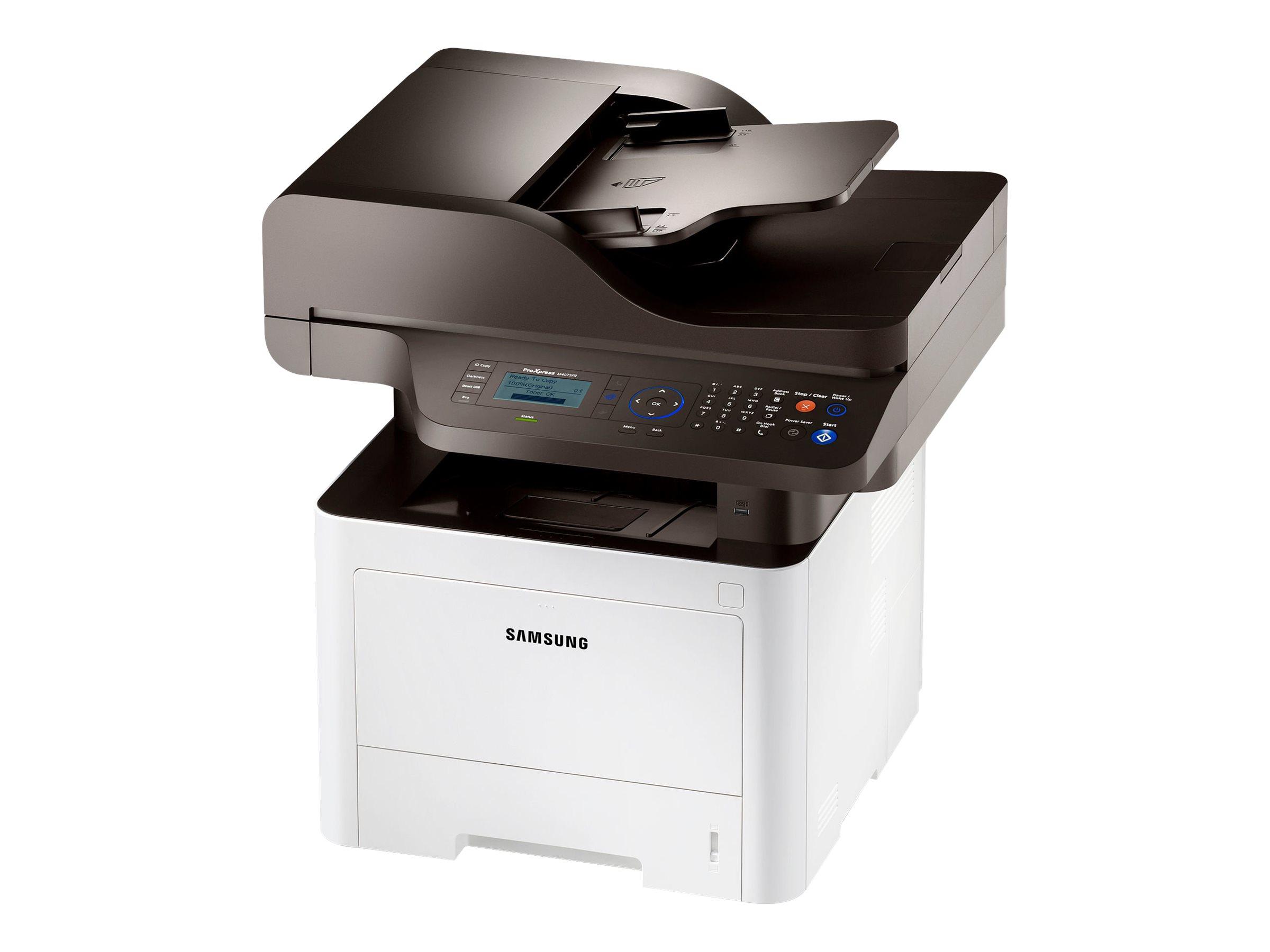 HP Samsung ProXpress SL-M4075FR - Multifunktionsdrucker