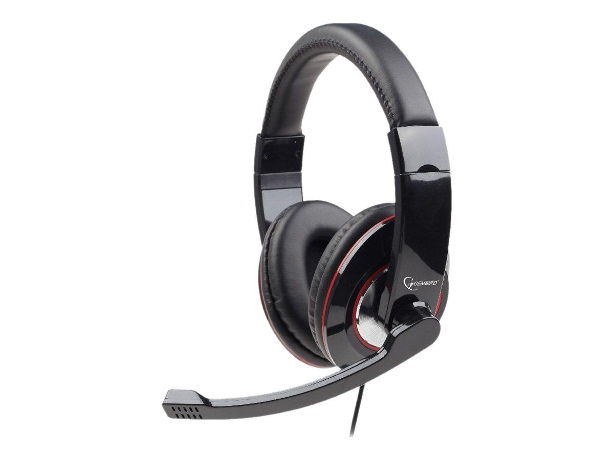 Gembird MHS-001 - Headset - Full-Size