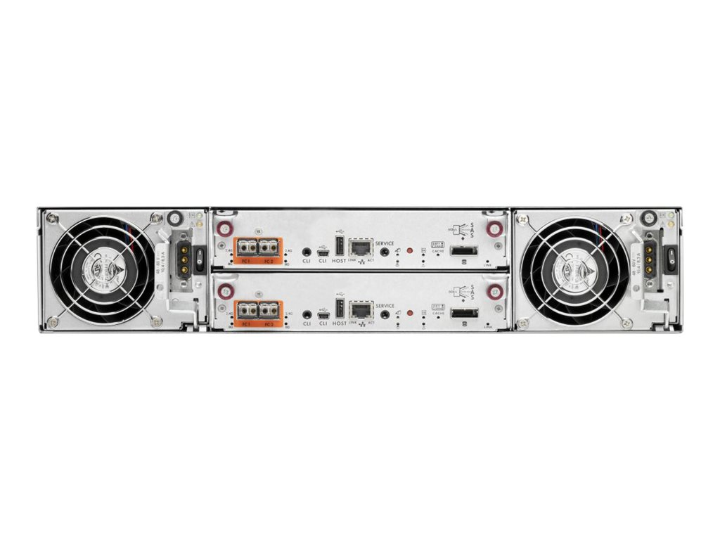 HP MSA 2040 SFF DC-power Chassis (C8R11A)