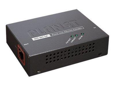 Planet POE-E101 - Repeater - 100Mb LAN - 10Base-T, 100Base-TX