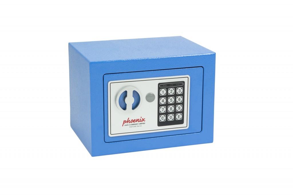 Phoenix Safe Phoenix SS0721EB - Blau - Flachschlüssel - Stahl - 230 mm - 170 mm - 170 mm