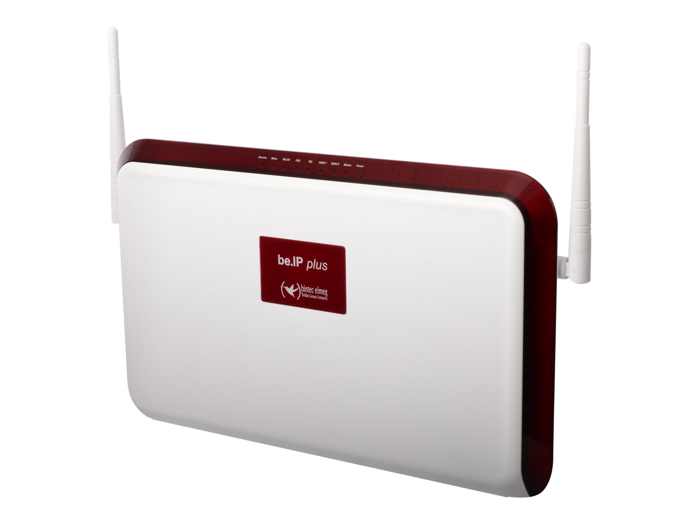bintec elmeg be.IP plus - Wireless Router - DSL-Modem