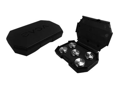 EVGA X17 - Maus - ergonomisch - optisch - 10 Tasten