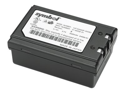 Zebra Motorola Larger Capacity - Handheld-Batterie