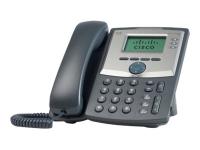 SPA 303 IP-Telefon Grau 3 Zeilen