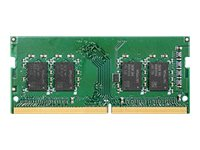 Synology DDR4 - 4 GB - SO DIMM 260-PIN - 2666 MHz / PC4-21300