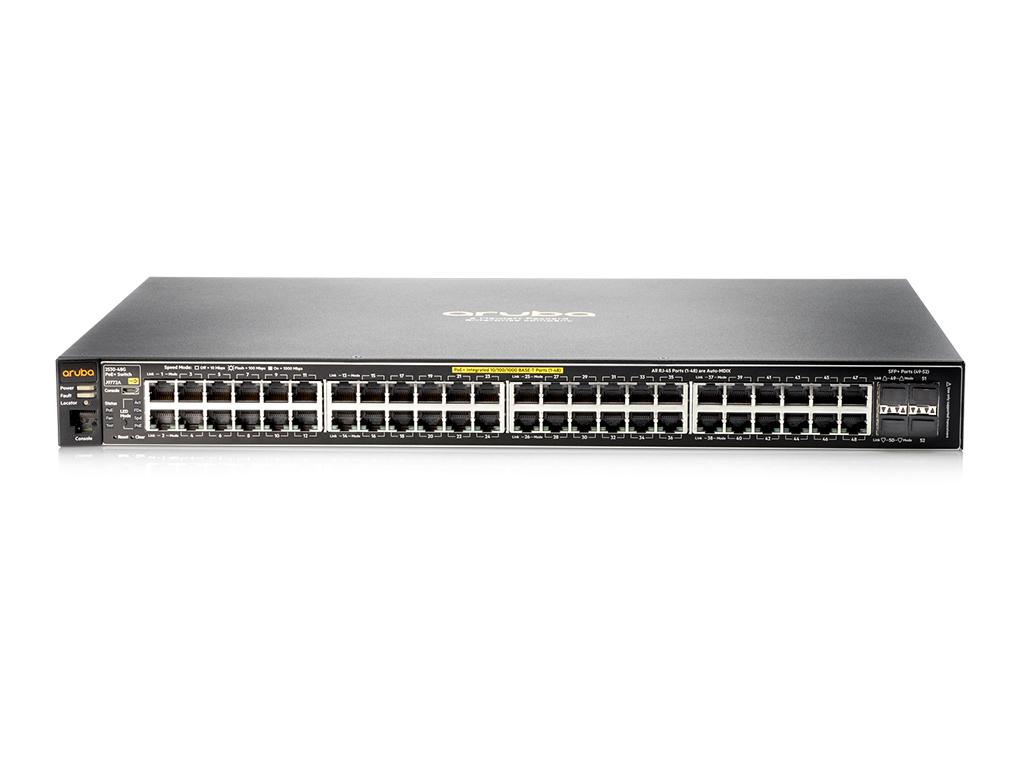 HP 2530-48-PoE+ Switch (J9778A#ABB)