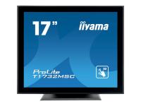 ProLite T1732MSC-B1X 17Zoll 1280 x 1024Pixel Multi-touch Multi-Nutzer Schwarz Touchscreen-Monitor