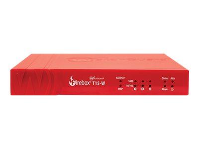 WatchGuard Firebox T15-W - Sicherheitsgerät - 3 Anschlüsse