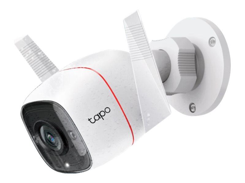 TP-LINK Tapo C310 - Netzwerk-Überwachungskamera - Außenbereich - staubgeschützt/wetterfest - Farbe (Tag&Nacht)