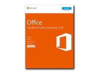 Office Home and Business 2016 - Box-Pack