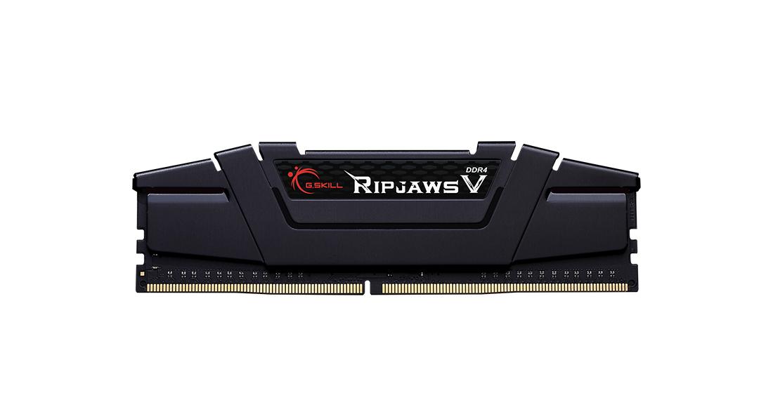 G.Skill Ripjaws V - DDR4 - 64 GB: 2 32 GB - DIMM 288-PIN