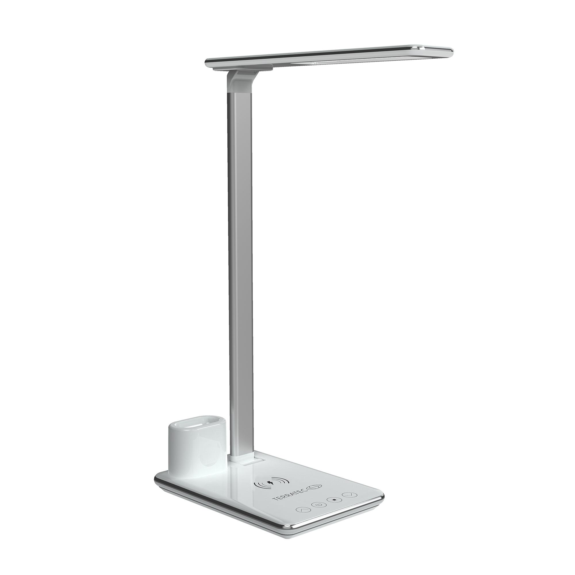 TerraTec ChargeAir All Light - Silber - Homeoffice - Büro - China - CE - 1 Glühbirne(n) - 5 W