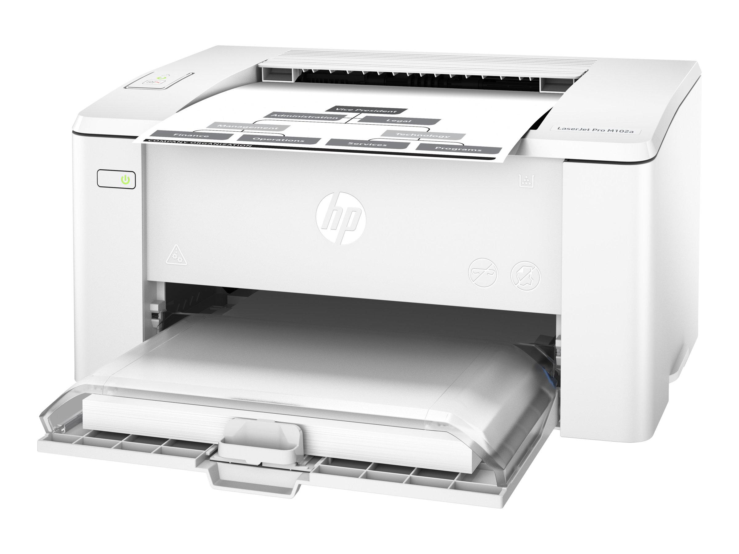 HP LaserJet Pro M102a - Drucker