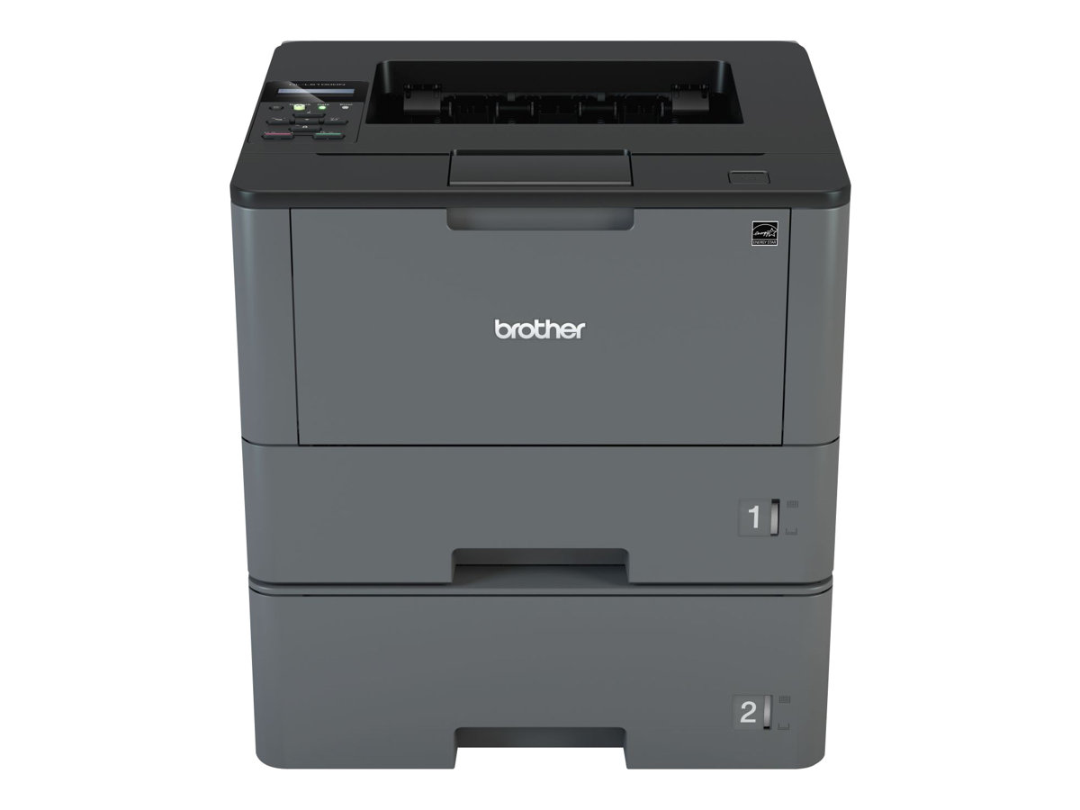 Brother HL-L5100DNT - Drucker - s/w - Duplex