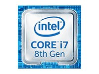 Intel Core i7 8700T - 2.4 GHz - 6 Kerne - 12 Threads