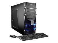 Alpha Gaming 5506 3.6GHz 1800x Tower Schwarz PC