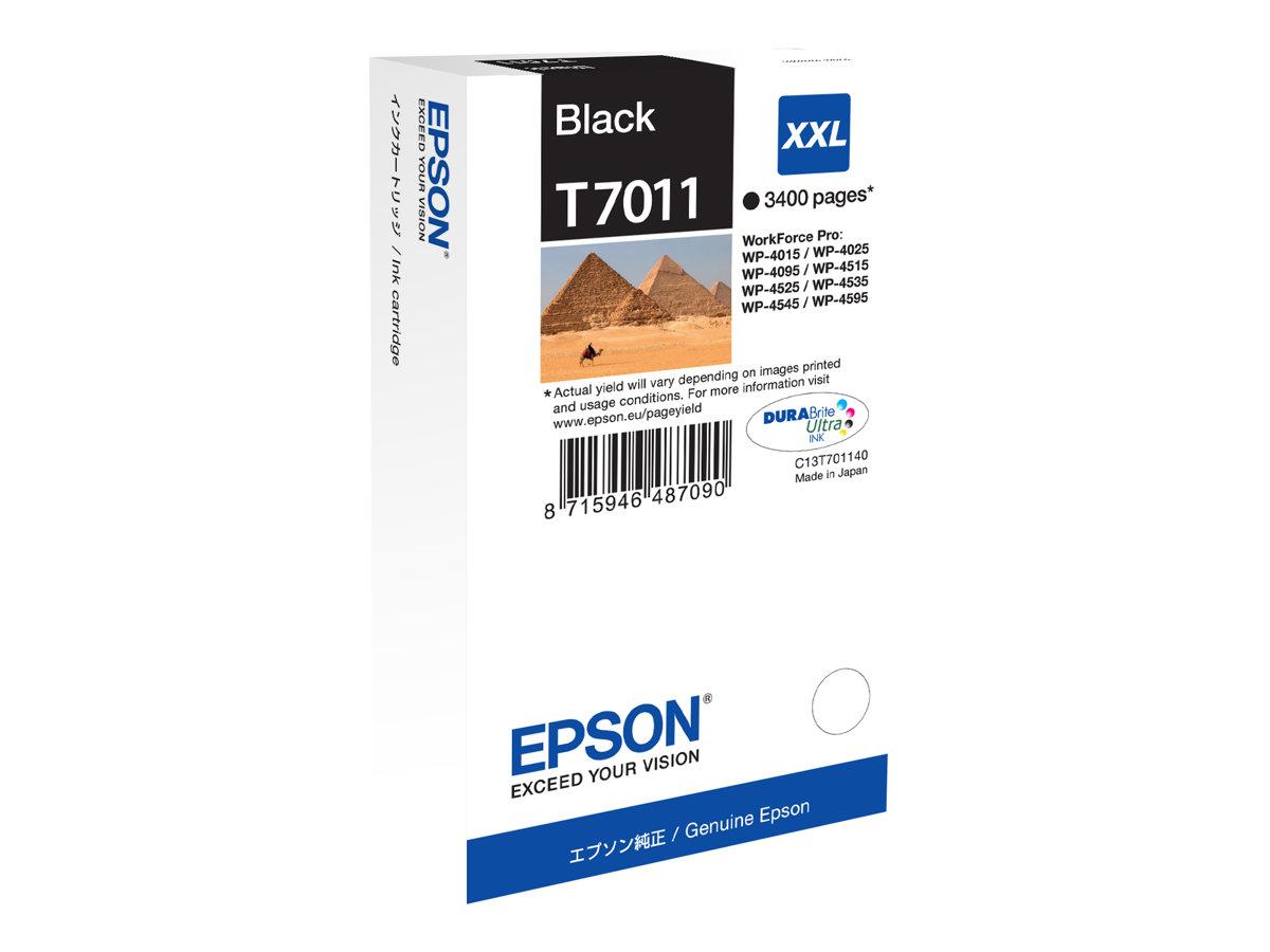 Epson T7011 - Größe XXL - Schwarz - Original