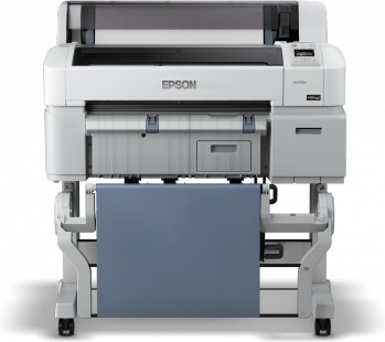 Epson SC-T3200 Farbe Tintenstrahl 2880 x 1440DPI A1 (594 x 841 mm) Silber Großformatdrucker