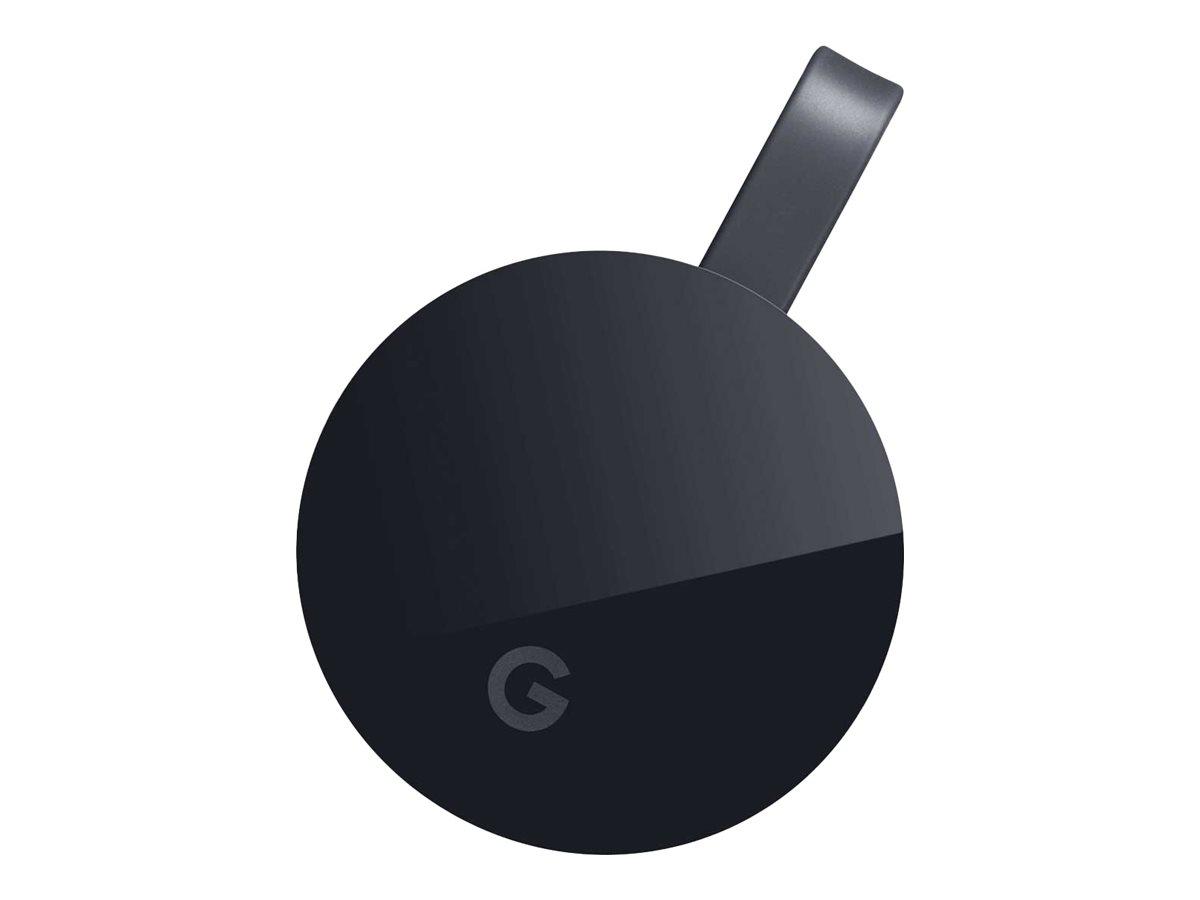 Google Chromecast Ultra - Digitaler Multimedia-Receiver