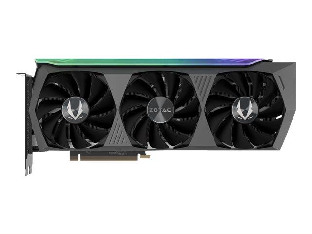 ZOTAC GAMING GeForce RTX 3080 AMP Holo - Grafikkarten