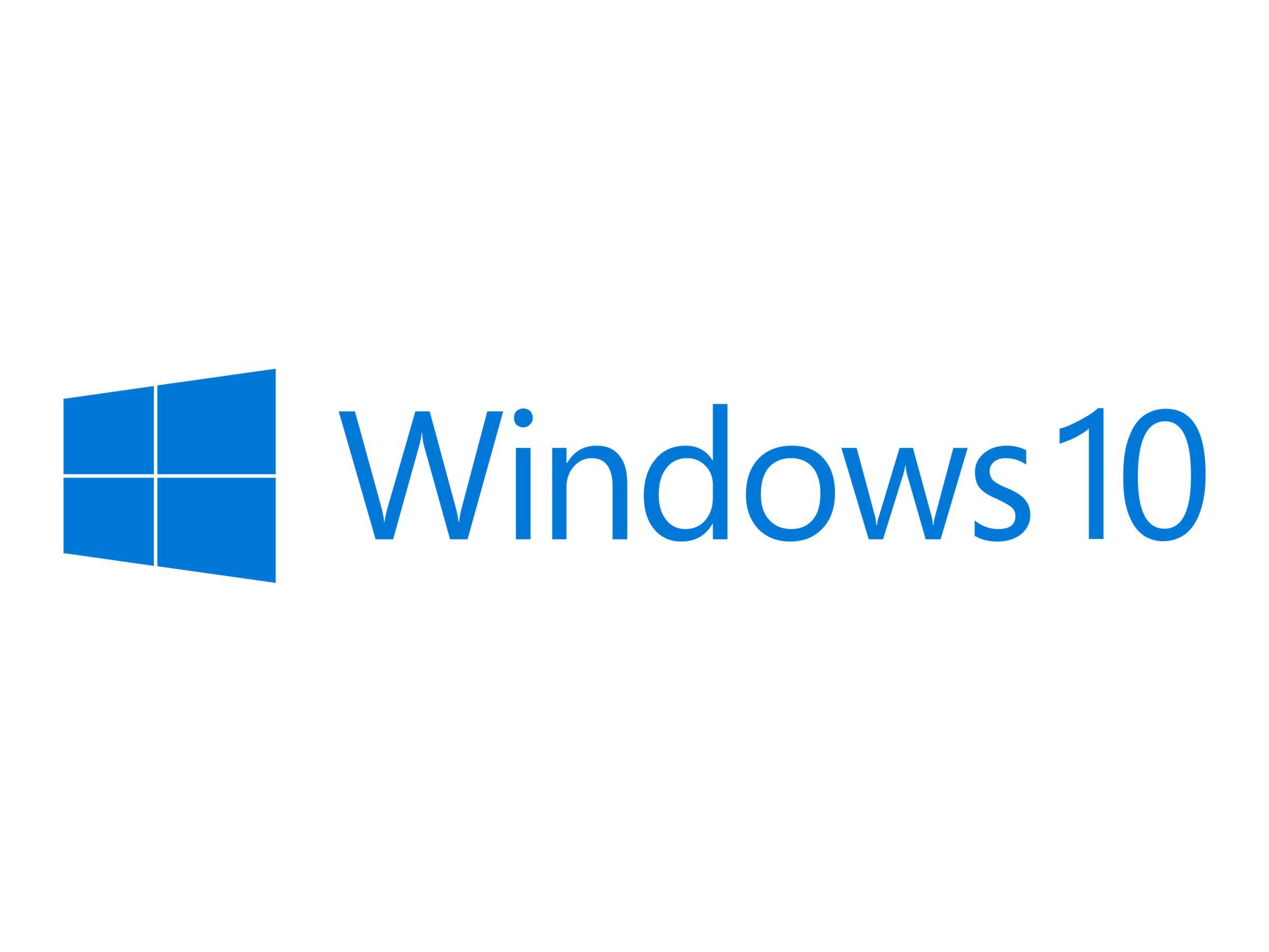 Microsoft Windows 10 Home - Lizenz - 1 Lizenz - OEM - DVD