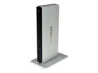DVI Dual-Monitor Dockingstation für Laptops - HDMI und VGA Adapters - USB 3.0