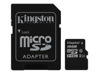 Canvas Select Speicherkarte 16 GB MicroSDHC Klasse 10 UHS-I