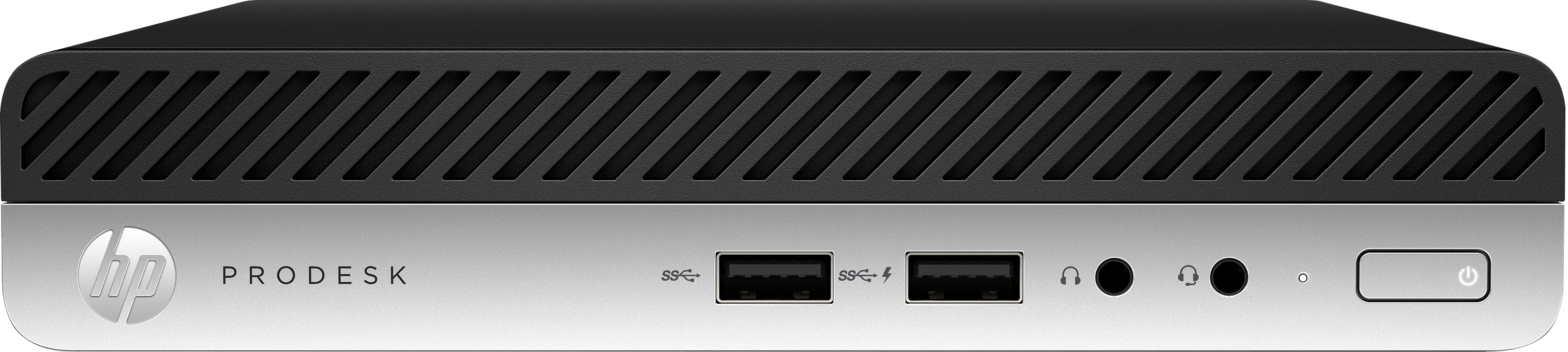 HP PRODESK 400 G5 - Komplettsystem - Core i7 2 GHz - RAM: 16 GB DDR4 - HDD: 512 GB NVMe - UHD Graphics 600