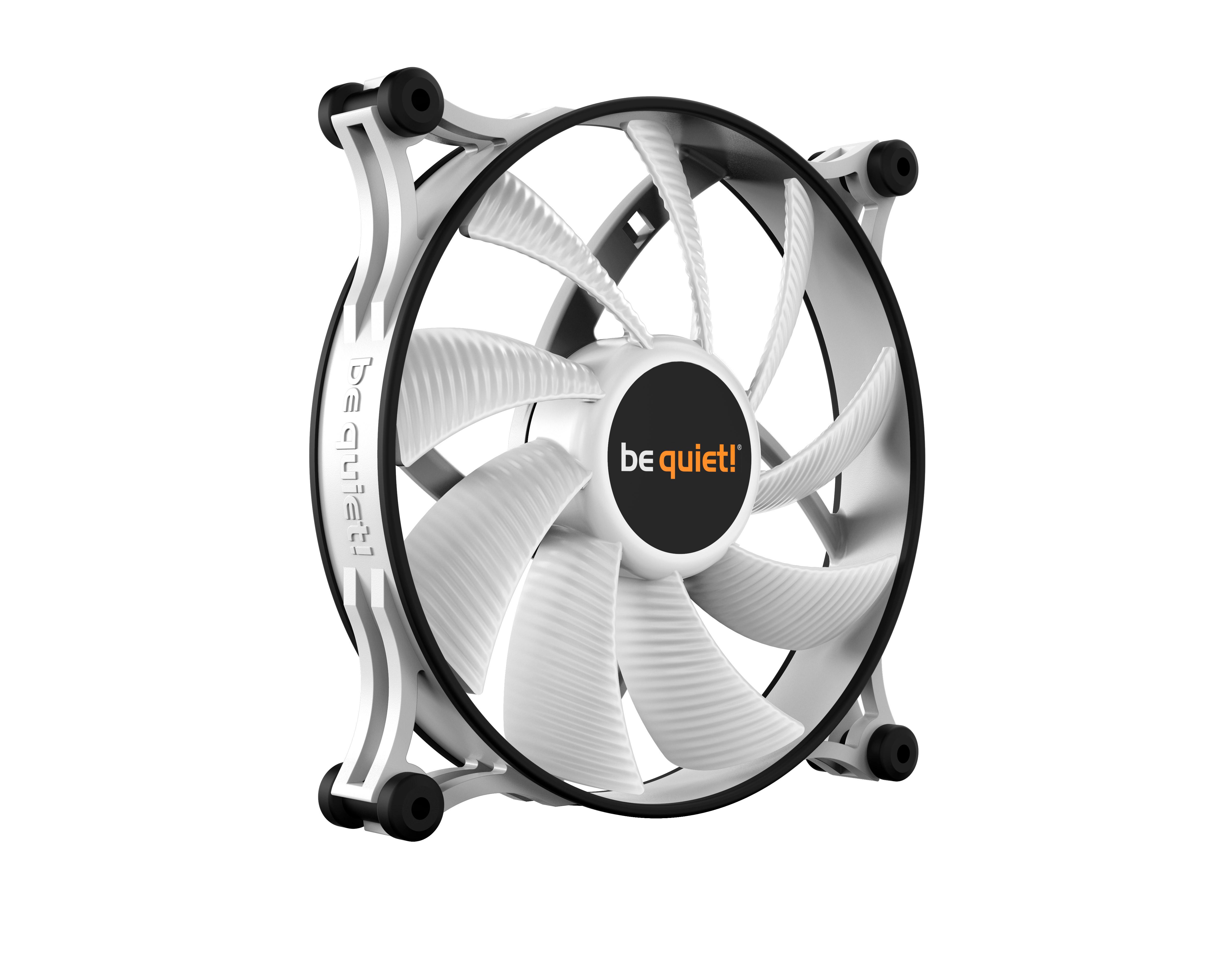 Be Quiet! BL090 - Computergehäuse - Ventilator - 14 cm - 900 RPM - 14,7 dB - 49,8 cfm