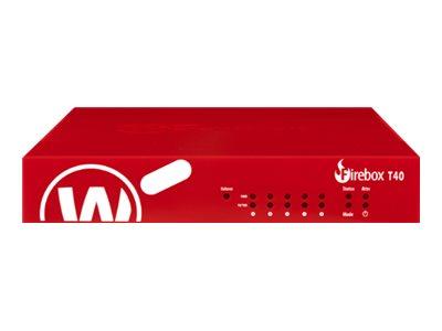 WatchGuard Firebox T40-W - Sicherheitsgerät - mit 1 Jahr Standard-Support