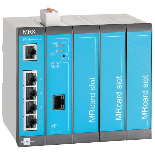 Insys icom MRX MRX5 DSL - Annex-B - Router - DSL-Modem