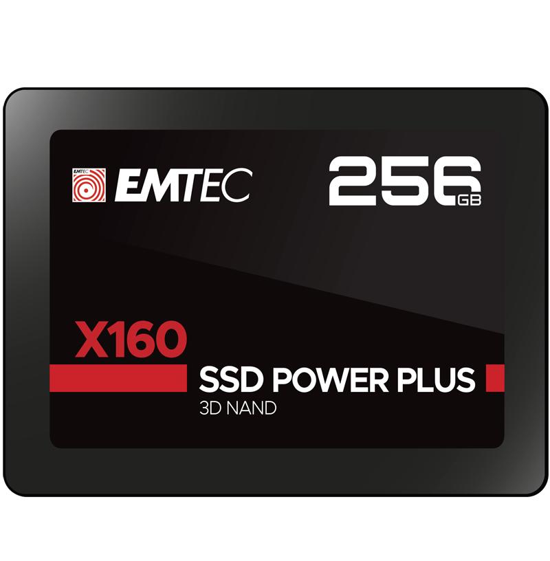 """EMTEC X160 - 256 GB - 2.5"""" - 520 MB/s"""