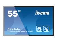 ProLite TF5538UHSC-B1AG - 139,7 cm (55 Zoll) - LED - 3840 x 2160 Pixel - 500 cd/m² - 4K Ultra HD - 16:9