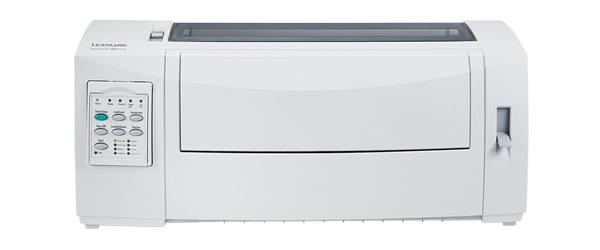 Vorschau: Lexmark Forms Printer 2590+ - Drucker s/w Nadel/Matrixdruck - 360 dpi - 9,27 ppm