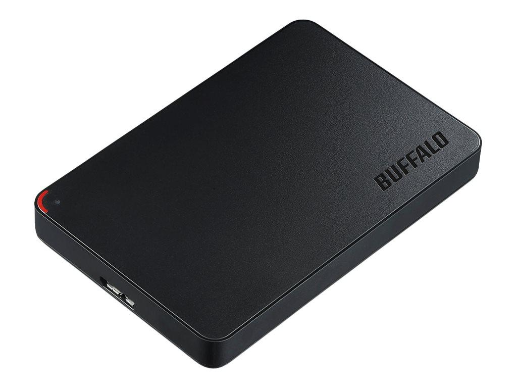 Buffalo MiniStation HD-PCF1.0U3BD-WR - Festplatte - 1 TB - extern (tragbar)