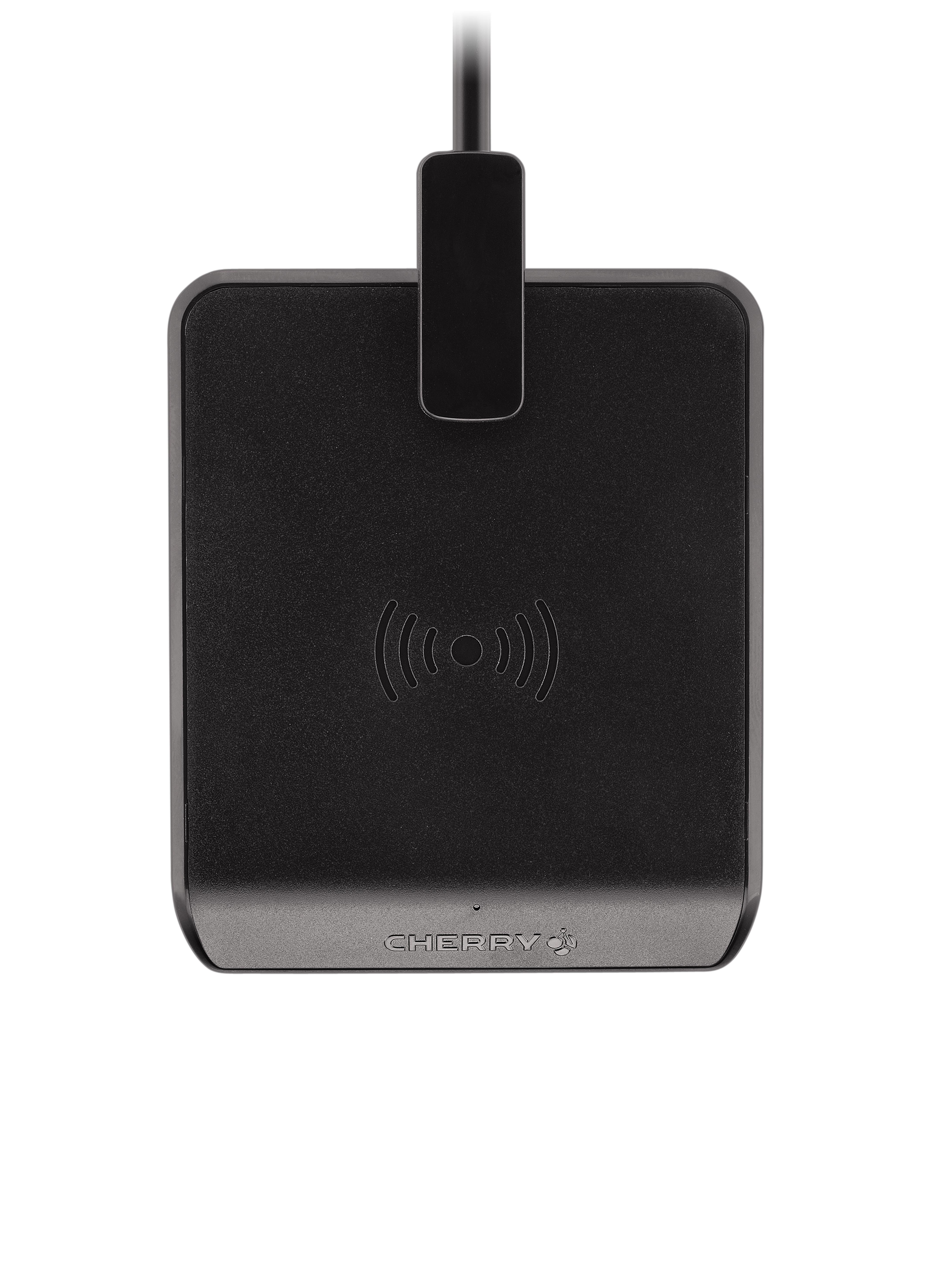 Cherry TC 1200 Innenraum USB 2.0 Schwarz Smart-Card-Lesegerät