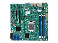 X10SL7-F Intel C222 Express LGA 1150 (Buchse H3) Micro ATX
