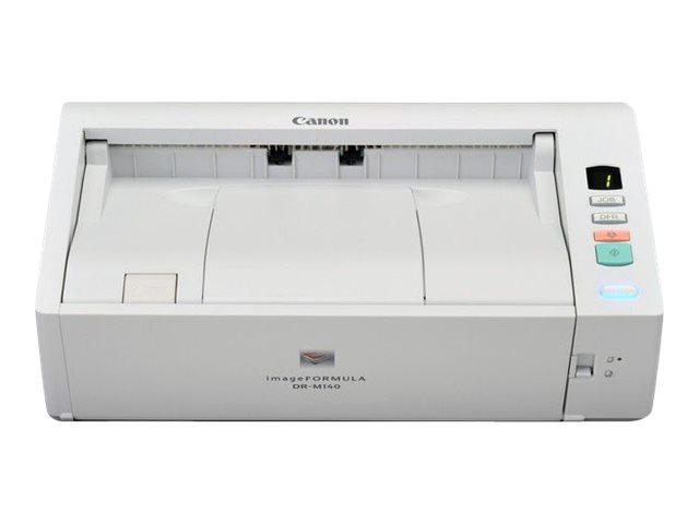 Canon imageFORMULA DR-M140 - Dokumentenscanner - Duplex - 216 x 3000 mm - 600 dpi x 600 dpi - bis zu 40 Seiten/Min. (einfarbig)