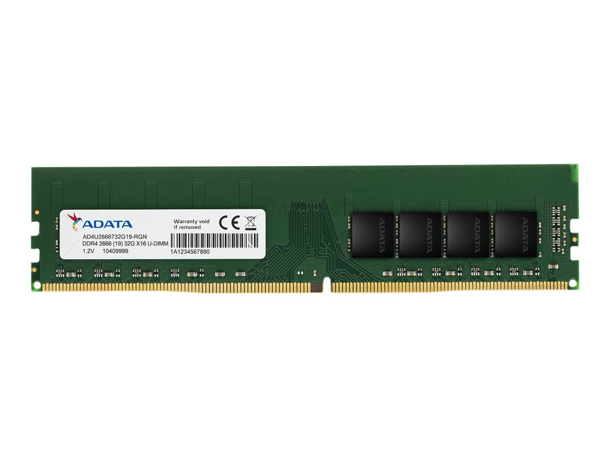 ADATA Premier Series - DDR4 - 16 GB - DIMM 288-PIN