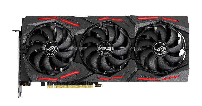 ASUS ROG-STRIX-RTX2080S-A8G-GAMING - Advanced Edition