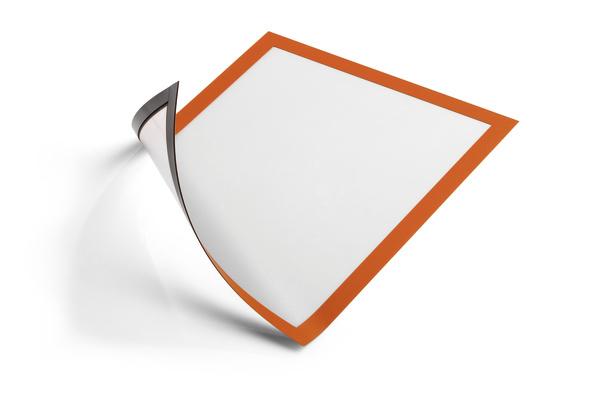 Durable DURAFRAME - A4 - Orange - Hochformat/Querformat - 5 Stück(e)
